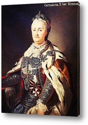 Постер Екатерина II(1)
