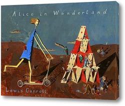 Алиса в стране чудес 3