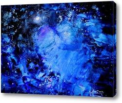 Картина Тайна голубой планеты