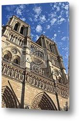 Notre Dame de Paris - Paris - France