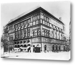 Церковь Троицы на Уолл Стритт-1930г.