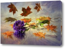 Постер Осенний вальс