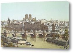 Постер Город и Новый мост