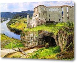 Картина Замок в Яновце