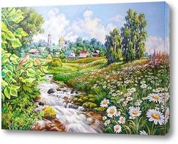 Картина Там, где поют соловьи