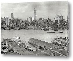 Америка начала 20-го века
