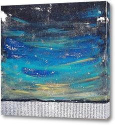 Картина Морское небо