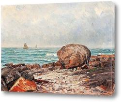 Крушение у берега