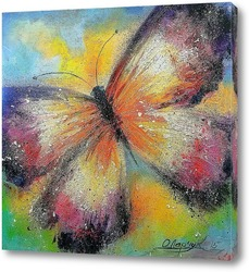 Картина Полет бабочки