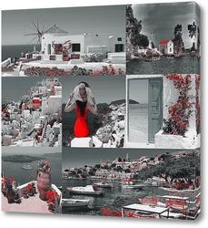 Постер Виды Греции