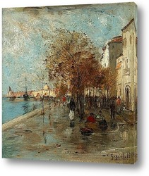 Венеция в вечернем свете