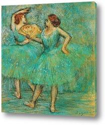 Две танцовщицы