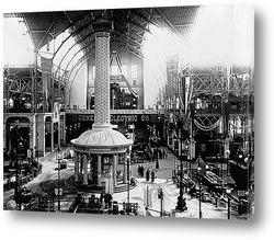 Пробка в Чикаго, 1909г.