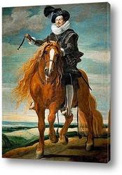Конный портрет Маркиза Леганеса