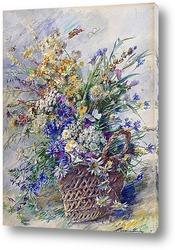 Декоративный  цветочный букет