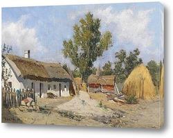 Венгерские крестьянские дома