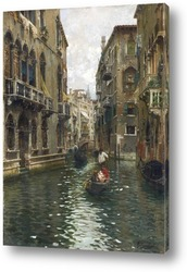 Венецианский гондольер