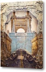 Постер The Roebling bridge