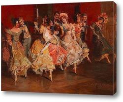 Постер Танцы