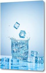 Постер Чистая вода