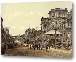 Постер Киев, 19 век