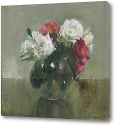 Картина цветы 1 по Michael Klein
