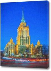 Постер Городская высотка.
