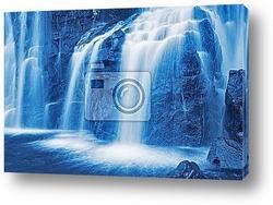 Постер Waterfall