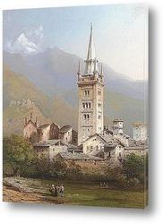 Арка Августа в Сузы, Италия