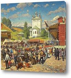 Историческая часовня в Пермском крае