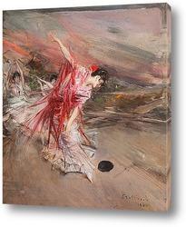 Картина Испанская танцовщица
