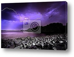 Постер Lightning Strike