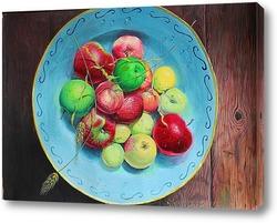 Картина Яблочки.