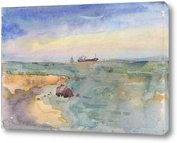 Постер Азовское море