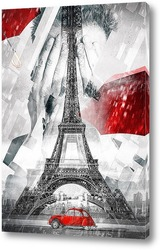 Постер Артпостер. Париж