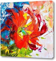 Постер Танец цветка