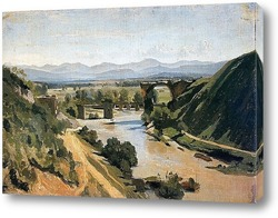 Картина Мост в Нарни
