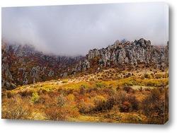 Постер Демерджи, Долина привидений