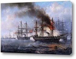 Картина Корабли
