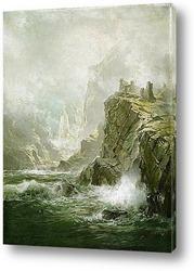 Картина Волчий утес невесты Ламермура
