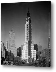 Вид на Манхэттен,1931