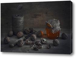 Постер Орешки с мёдом 2