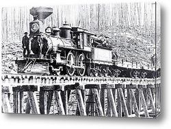 Сигнал поезда