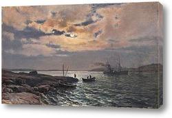 Картина Берндта Линдхольма