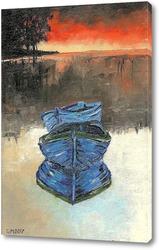Постер Озеро