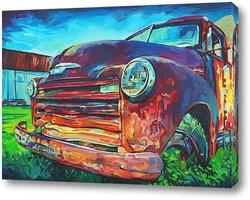 Картина Автомобиль