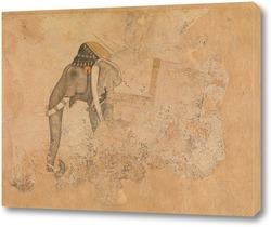 Постер Наездник на слоне