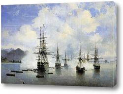 Десант Н.Н.Раевского у Субаши 1839