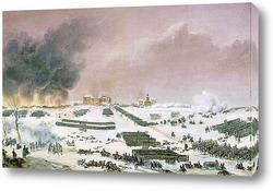 Битва при Эйлау 7 июля 1807 года