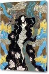 Картина Водяная царевна